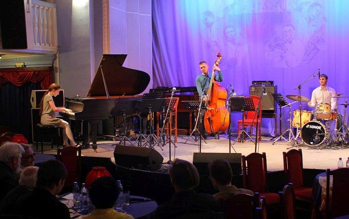 Конкурс «Мы из джаза» в петербургской Джазовой филармонии