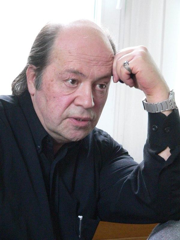 Игорь Бриль. Интервью для «Джаз.Ру», 2008 (фото © Кирилл Мошков)