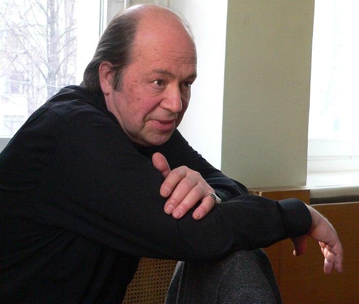 Игорь Бриль, интервью для «Джаз.Ру», 2008 (фото © Кирилл Мошков)