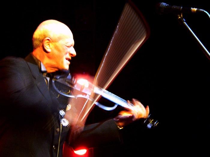 Давид Голощёкин - скрипач...