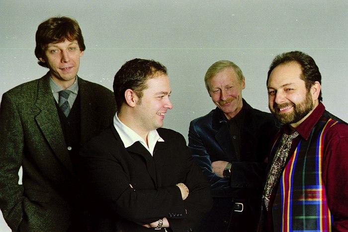 1999, фотосессия для альбома Владимира Данилина