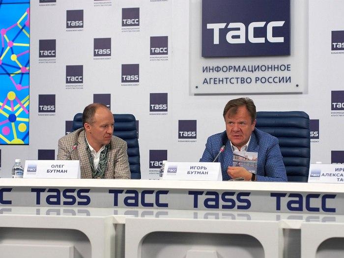 Игорь Бутман представляет альбом Азата Баязитова