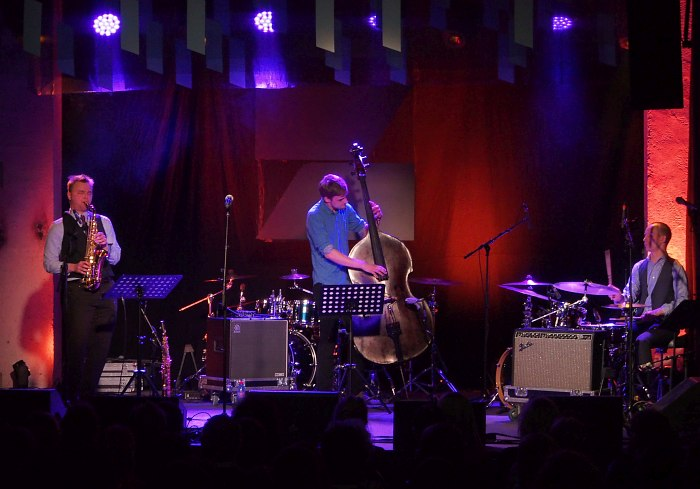 Aleksander Paal Trio