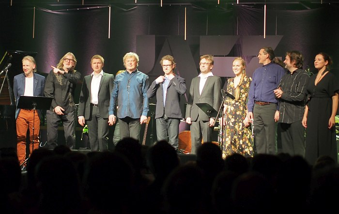 Estonian Jazz Award Winners