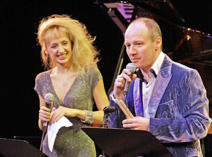 Наталья Смирнова, Олег Бутман (фото © Владимир Коробицын)