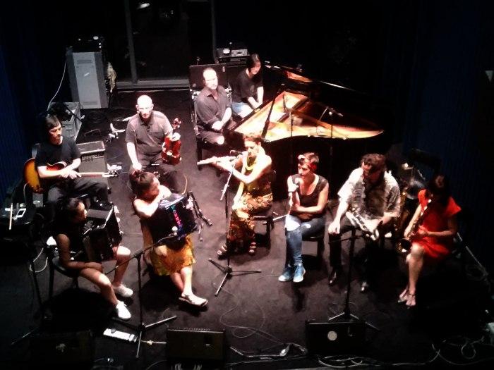 JZ Improvising Orchestra