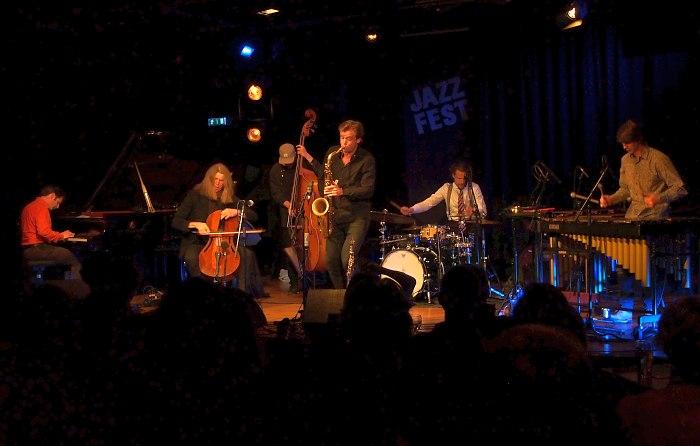 Marius Neset Quintet feat. Svante Henryson