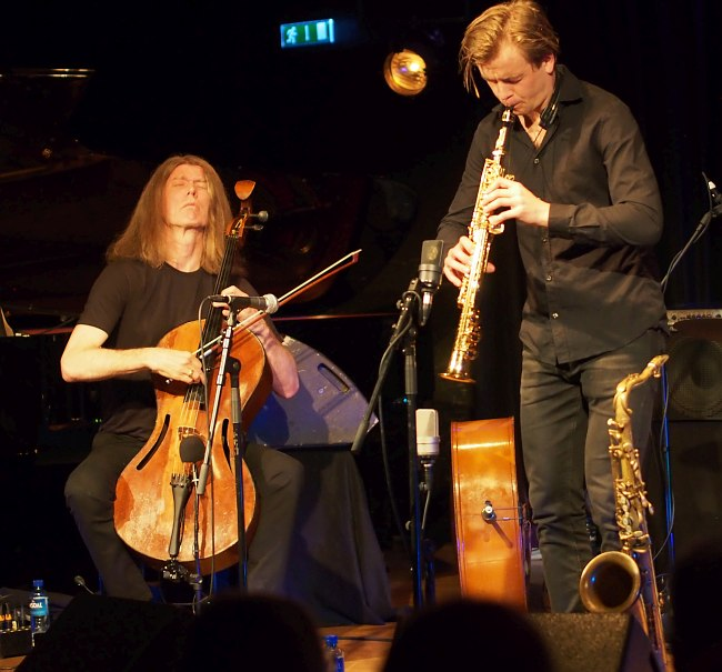 Svante Henryson, Marius Neset