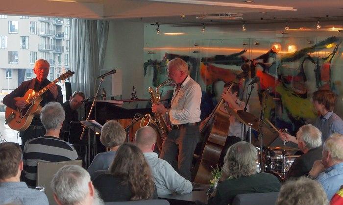Halvard Kausland Quartet feat. John Pål Inderberg