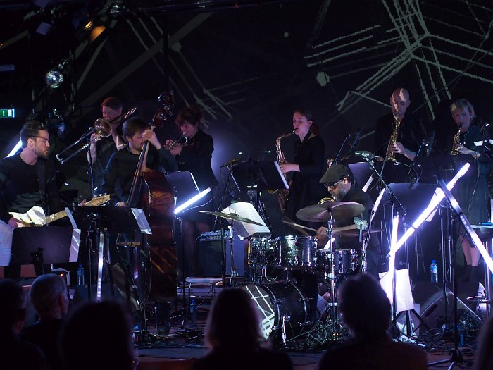 Trondheim Jazz Orchestra feat. John Hollenbeck and Sissel Vera Pettersen