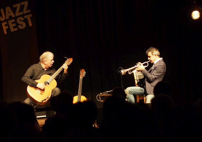 Ralph Towner, Paolo Fresu