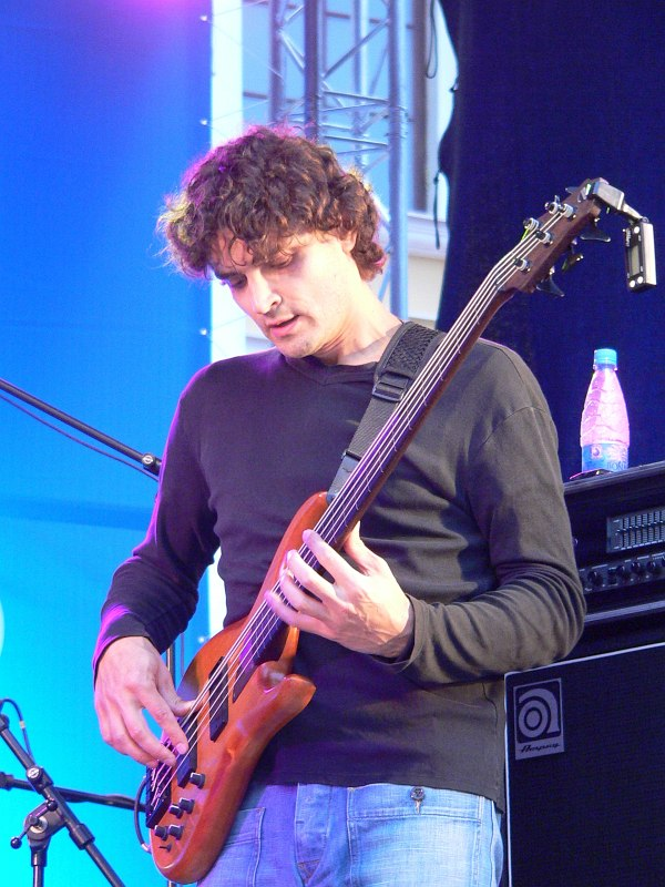 Антон Ревнюк, фестиваль