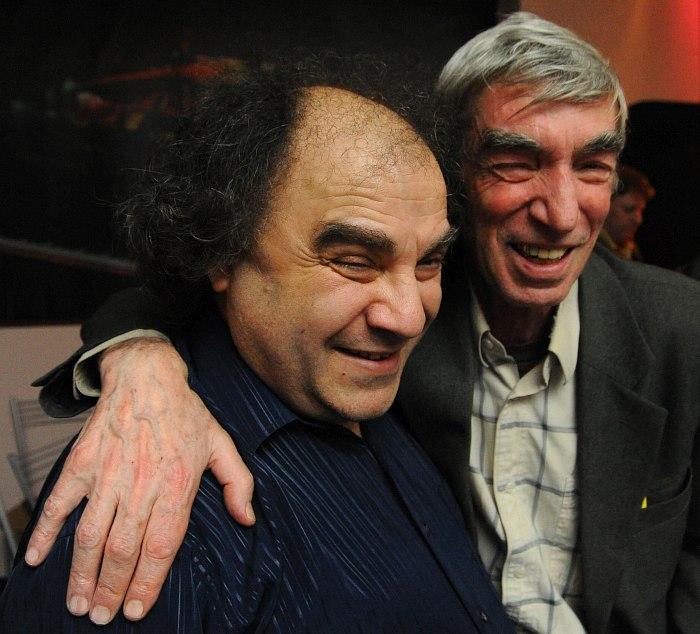 Сергей Манукян, Александр Шишкин