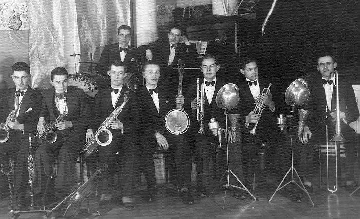 Оркестр Олега Лундстрема, состав 1935-36 годов, Шанхай