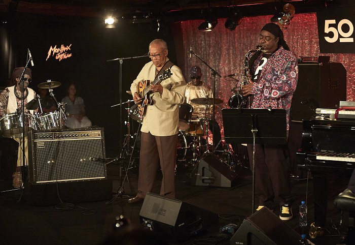 Ernest Ranglin and Friends