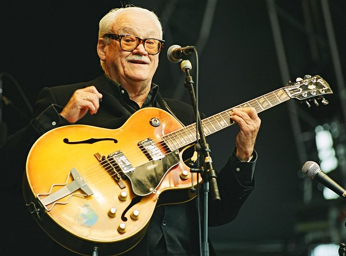 Toots Thielemans (photo © Pavel Korbut)