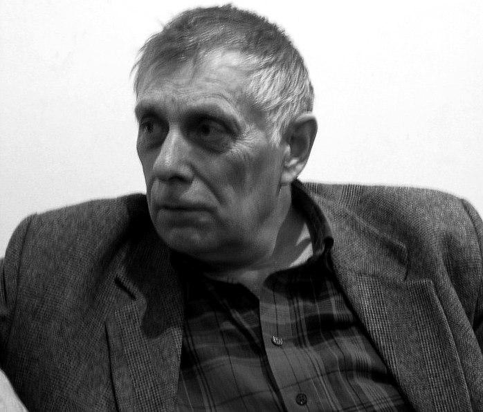 Лев Бекасов (фото: Кирилл Мошков, 2002)
