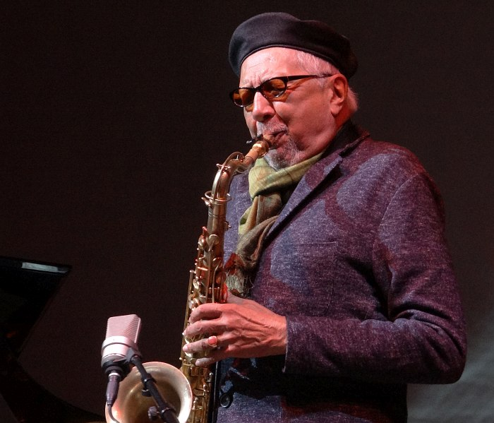 Charles Lloyv (photo © Cyril Moshkow, Jazz.Ru, 2014)