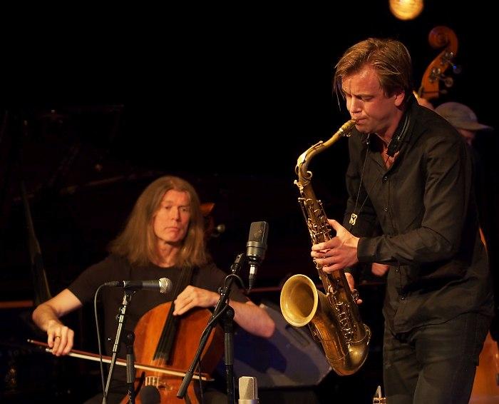 Svante Henryson, Marius Neset (photo © Cyril Moshkow, Jazz.Ru, 2016)