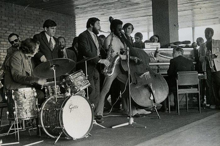 1972. Джем в кафе «Времена года»