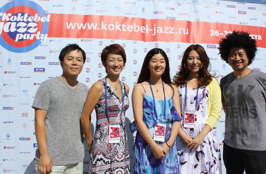 Tachibana Quintet