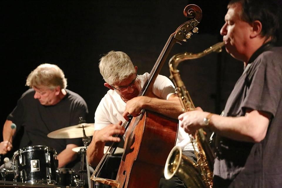 Blum / De Joode / Butcher Trio (photo © Hannes Schneider)
