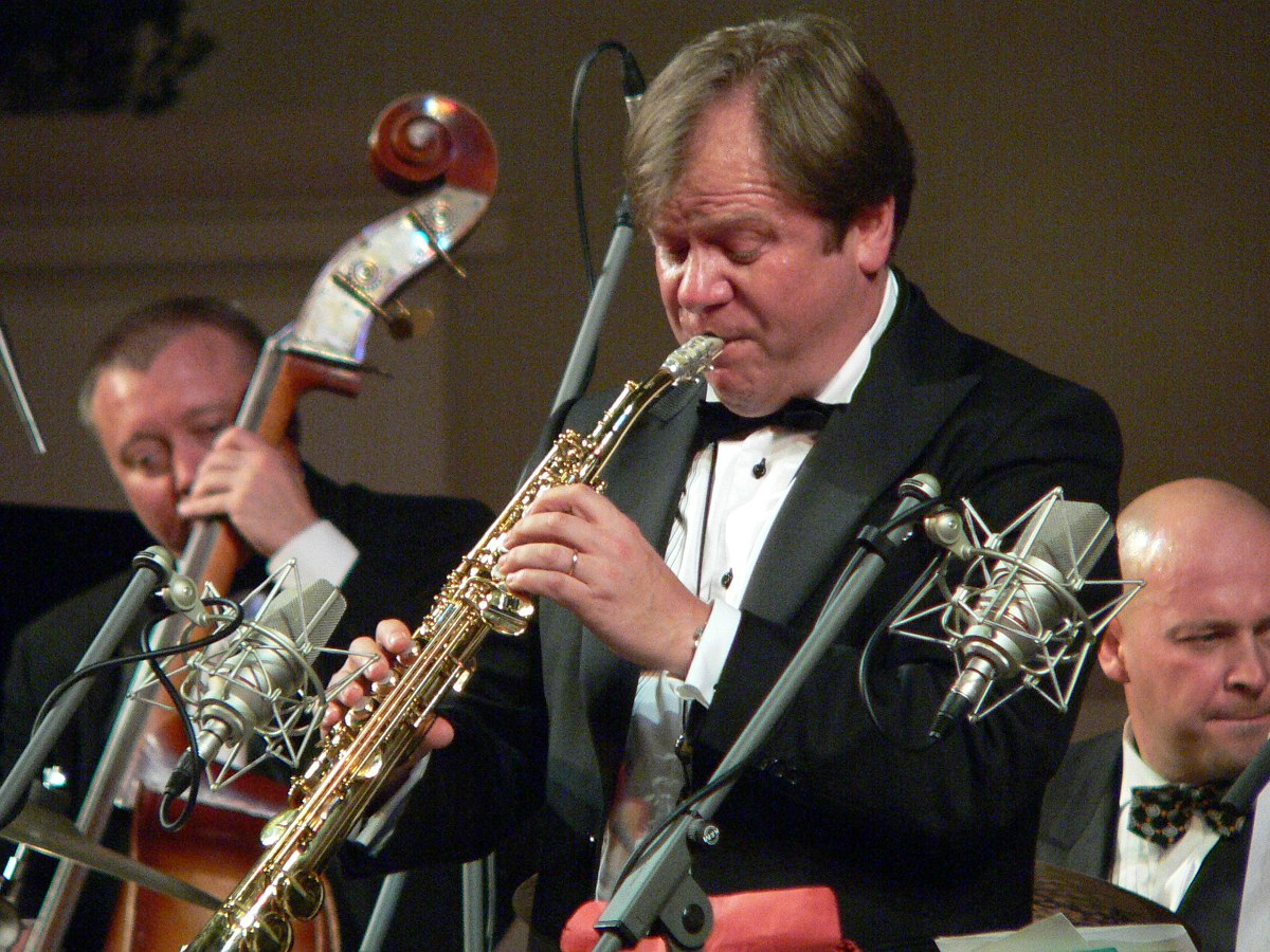 Игорь Бутман (2007)