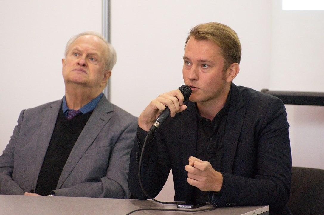Евгений Лебедев делится сравнительным опытом обучения в РАМ им. Гнесиных и в Berklee College of Music