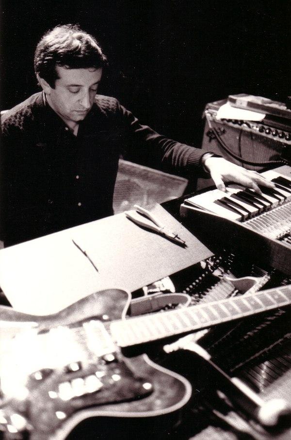 Вячеслав Ганелин. 1980-е