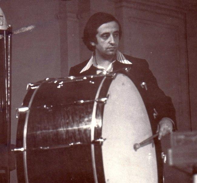 Вячеслав Ганелин. 1970-е