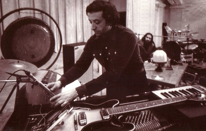 Вячеслав Ганелин, 1980-е. Перед концертом
