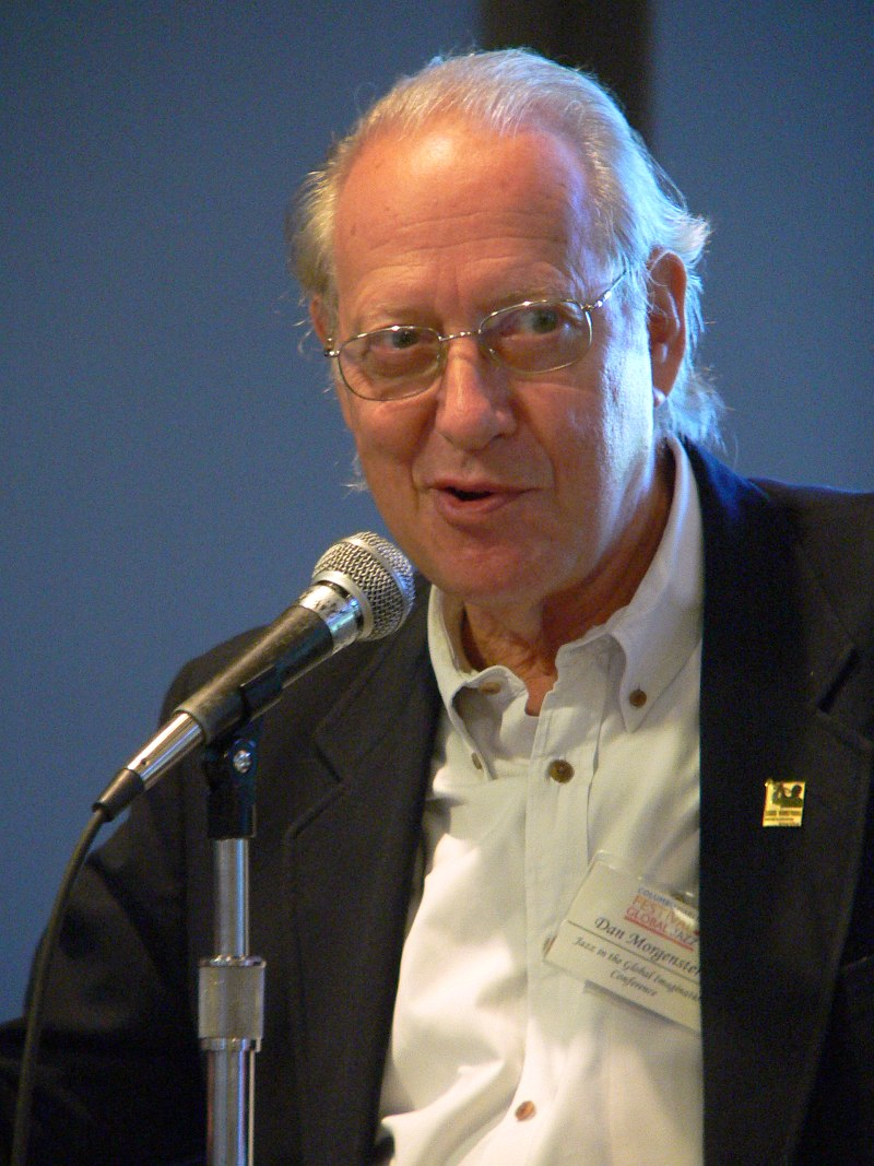 Dan Morgensten (photo © Cyril Moshkow, 2007)