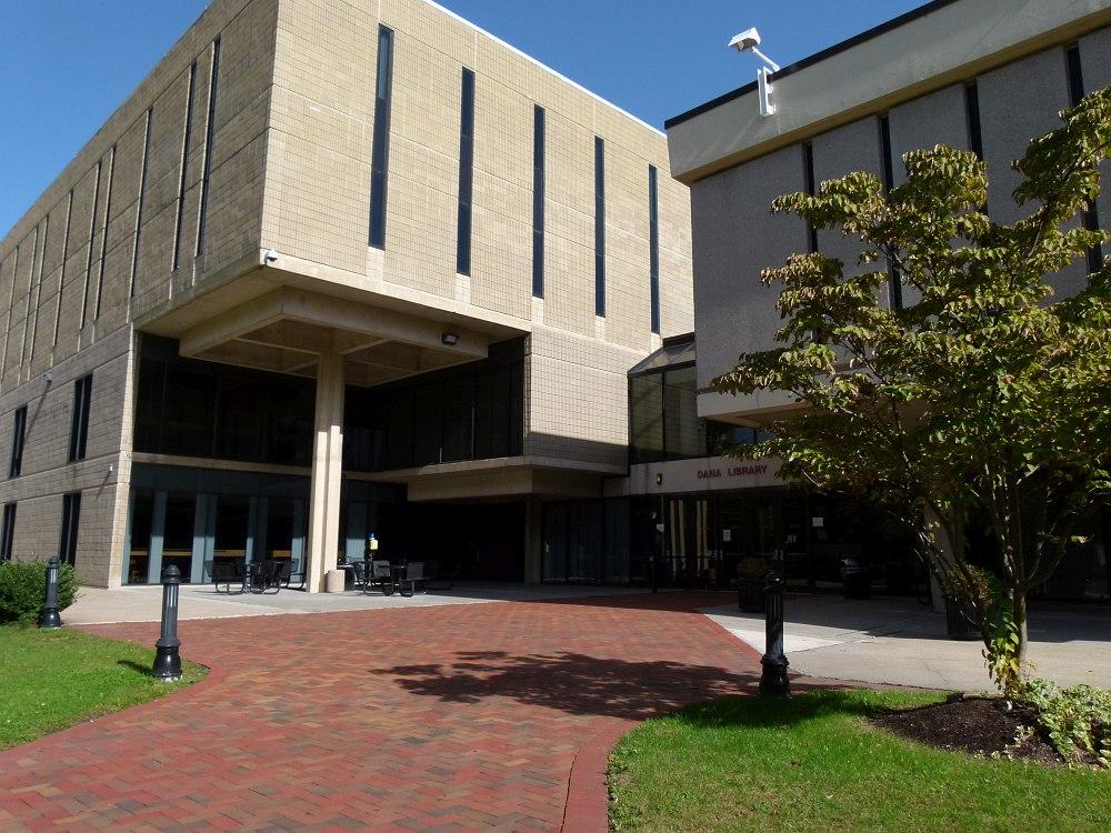 Dana Library, Rutgers University, Newark, NJ (photo © Cyril Moshkow)