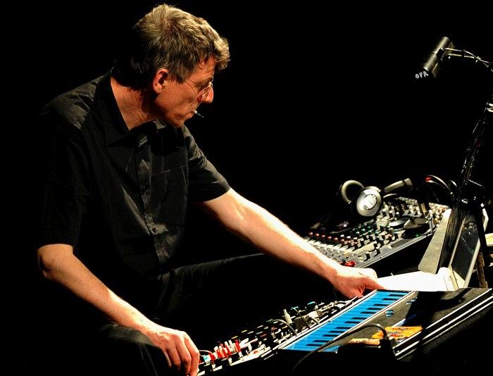 Thomas Lehn (photo © Alain Julien)