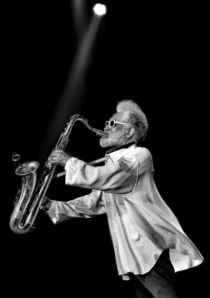 Sonny Rollins (фото © Didier Jalais)