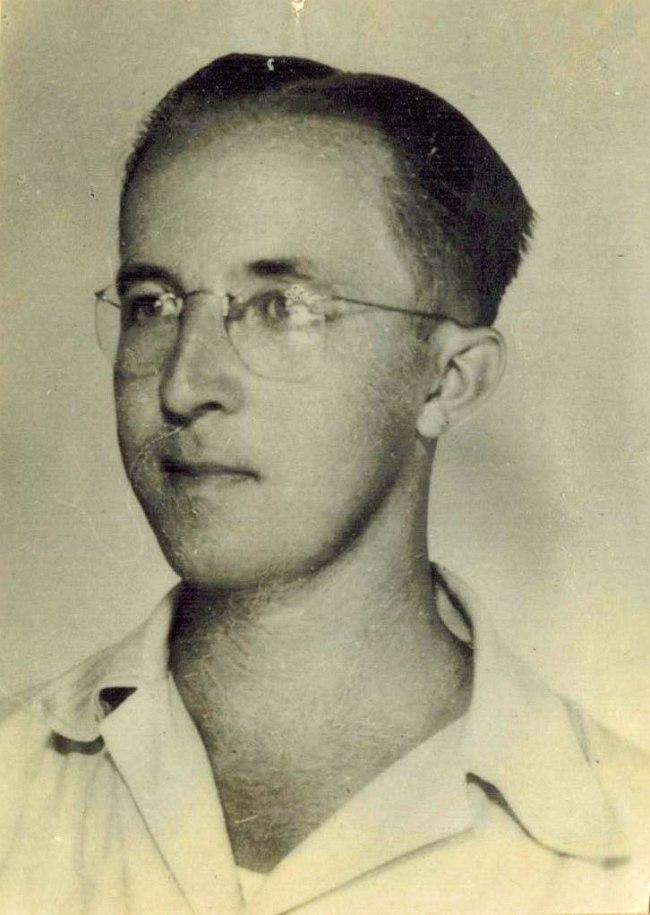 Владимир Алексеевич Серебряков, 1948 год
