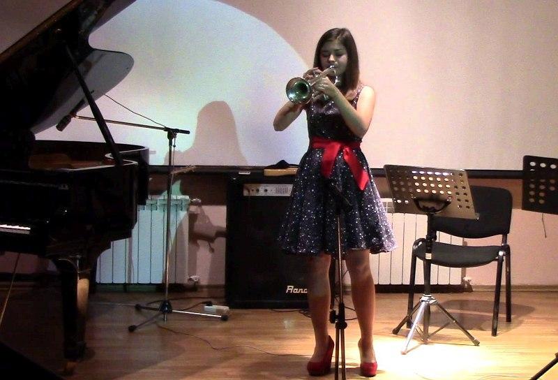 Конкурс молодых джазовых трубачей им. Евгения Савина