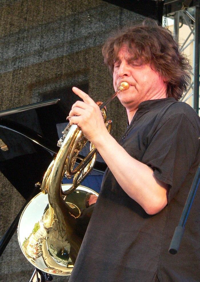 Аркадий Шилклопер (фото © Кирилл Мошков, «Джаз.Ру», 2006)