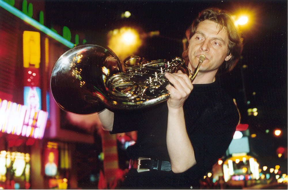 Аркадий Шилклопер, Нью-Йорк, 1999 (фото © Павел Антонов)