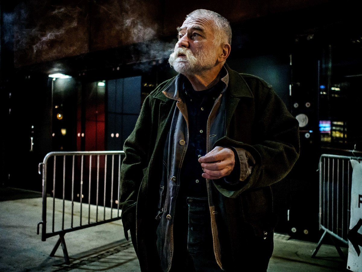 Peter Brötzmann (photo © Peter Gannushkin)