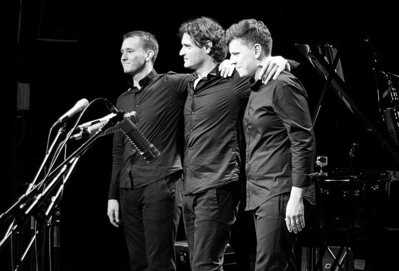 Евгений Лебедев, Антон Ревнюк, Игнат Кравцов (фото © Ольга Карпова)