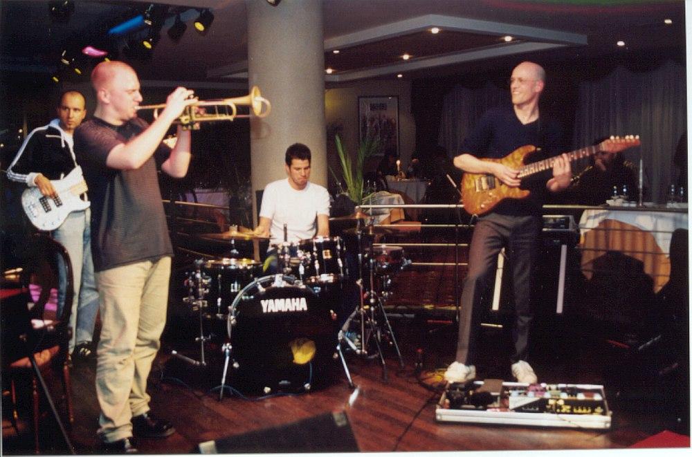 Orbit Experience в Москве, апрель 1999