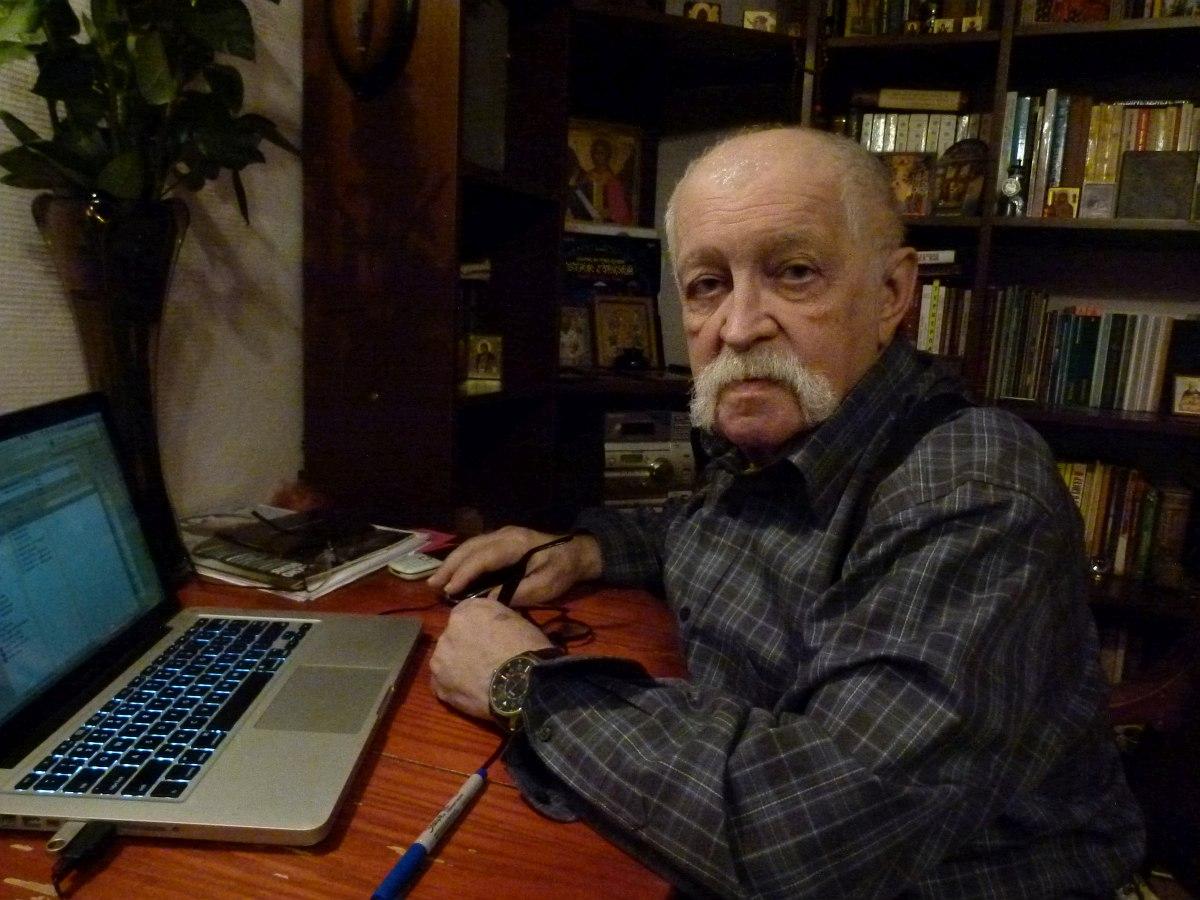 Алексей Зубов. Интервью в Москве, 2013