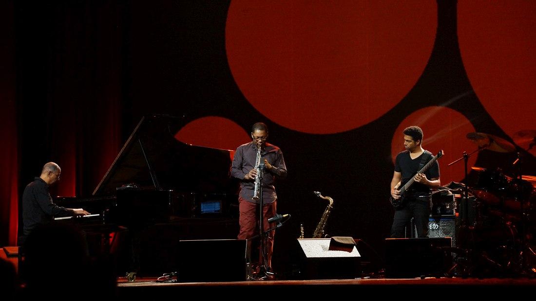 Jack DeJohnette, Ravi Coltrane, Matt Garrison