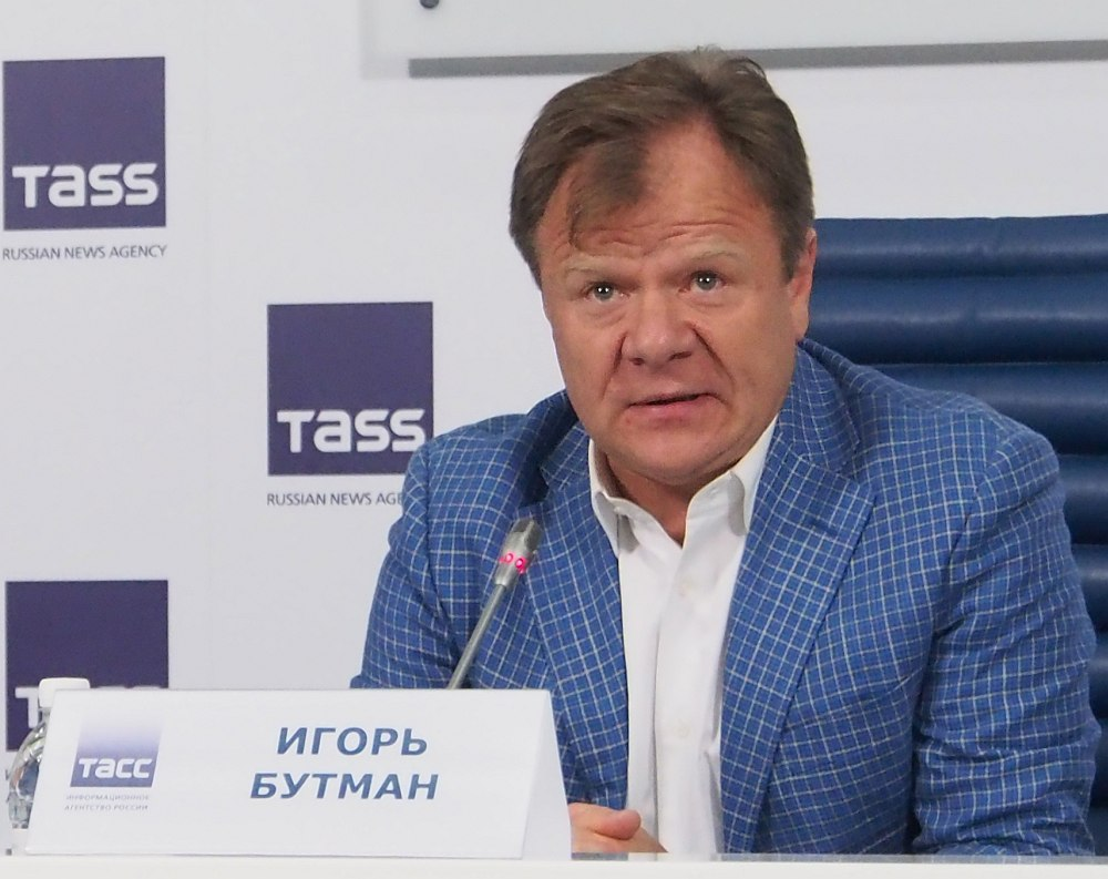 Igor Butman, photo © Cyril Moshkow, Jazz.Ru Magazine