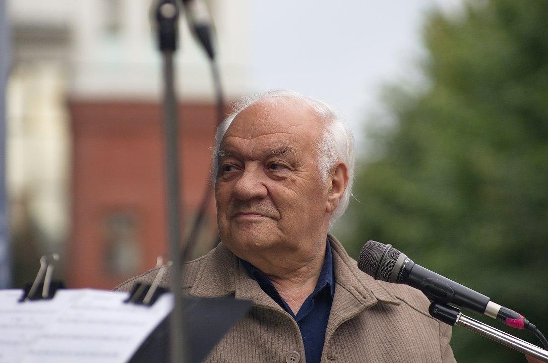 Владимир Фейертаг, август 2016, фестиваль «Джаз в саду Эрмитаж»