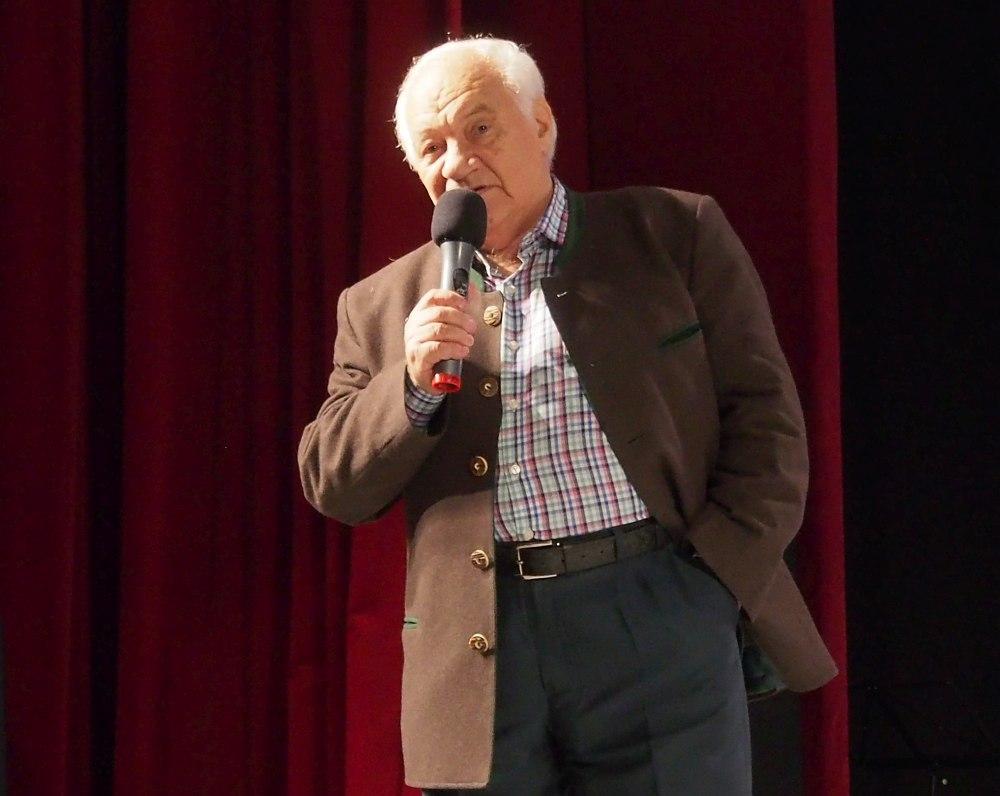Владимир Фейертаг, сентябрь 2016, Тихвин