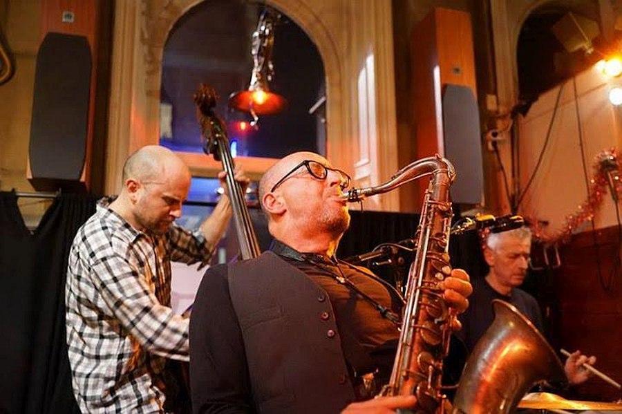 Johan Berthling, Martin Küchen, Steve Noble