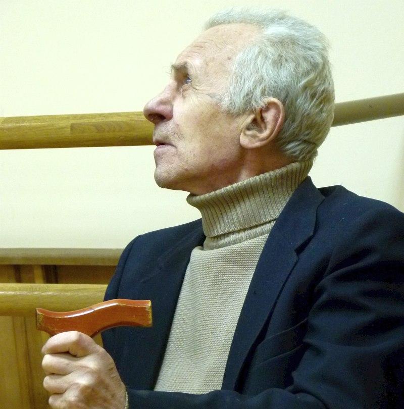 Юрий Верменич (2011)