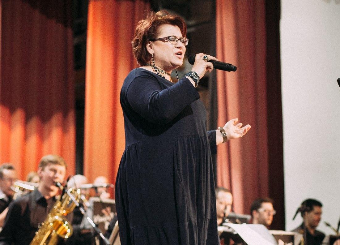 Ирина Остин (фото © Антон Богомолов)